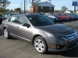 2011 Sterling Grey Metallic Ford Fusion SE #50912364