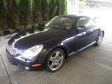 2003 Indigo Ink Blue Pearl Lexus SC 430 #50912715