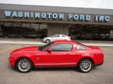 2012 Race Red Ford Mustang V6 Premium Coupe #50912372