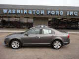 2011 Sterling Grey Metallic Ford Fusion SE #50912374