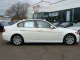 2007 Alpine White BMW 3 Series 328xi Sedan #5079585