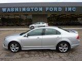 2010 Brilliant Silver Metallic Ford Fusion Sport #50912384