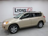 2011 Sandy Beach Metallic Toyota RAV4 I4 4WD #50965096