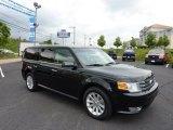 2010 Tuxedo Black Ford Flex SEL AWD #50965346