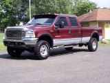 2000 Ford F350 Super Duty XLT Crew Cab 4x4 Data, Info and Specs