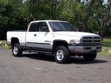 2000 Bright White Dodge Ram 1500 SLT Extended Cab 4x4 #50965403