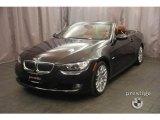 2008 Black Sapphire Metallic BMW 3 Series 328i Convertible #5077318