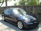 2008 Monaco Blue Metallic BMW 3 Series 335i Sedan #50965328