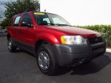 2003 Redfire Metallic Ford Escape XLS V6 4WD #50965262
