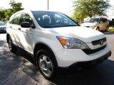 2007 Taffeta White Honda CR-V LX #50965267