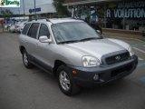 2003 Pewter Hyundai Santa Fe GLS 4WD #50965373