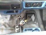 1996 Ford F150 XLT Regular Cab 5 Speed Manual Transmission