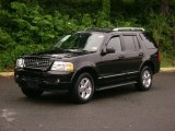 2003 Black Ford Explorer Limited 4x4 #50988964