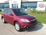 2009 Tango Red Pearl Honda CR-V EX-L 4WD #50988986