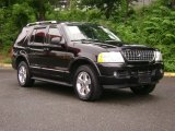 2003 Ford Explorer Limited 4x4 Front 3/4 View