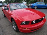 2005 Ford Mustang Torch Red