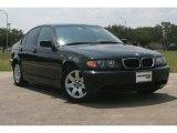 2005 Jet Black BMW 3 Series 325i Sedan #50998601