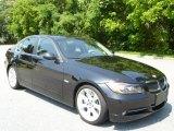 2008 Black Sapphire Metallic BMW 3 Series 335i Sedan #50998113