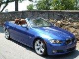 2008 Montego Blue Metallic BMW 3 Series 335i Convertible #50998119
