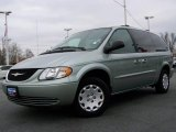 2003 Satin Jade Pearl Chrysler Town & Country LX #5077557