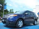2011 Kona Blue Metallic Ford Explorer FWD #50998127