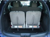 2011 Ford Explorer FWD Trunk