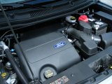 2011 Ford Explorer FWD 3.5 Liter DOHC 24-Valve TiVCT V6 Engine