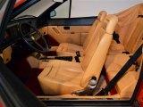 Ferrari Mondial Interiors