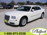 2008 Cool Vanilla White Chrysler 300 Touring #5089853