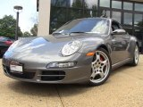 2008 Meteor Grey Metallic Porsche 911 Carrera 4S Coupe #50998891