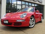 2008 Guards Red Porsche 911 Carrera Coupe #50998894