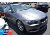 2011 Space Gray Metallic BMW 3 Series 328i Coupe #50998395