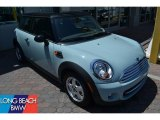 2011 Ice Blue Mini Cooper Hardtop #50998398