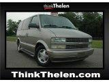 2001 Light Pewter Metallic Chevrolet Astro AWD Passenger Van #50998920