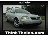 2003 Reflex Silver Metallic Volkswagen Passat GLS Wagon #50998922