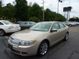 2008 Dune Pearl Metallic Lincoln MKZ Sedan #50998208