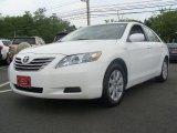 2008 Super White Toyota Camry Hybrid #50998933