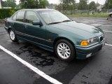 1998 Ascot Green Metallic BMW 3 Series 328i Sedan #50998226