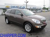 2009 Cocoa Metallic Buick Enclave CX #50998963