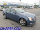 2009 Blue Diamond Tri-Coat Cadillac CTS 4 AWD Sedan #50998966