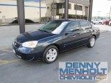 2007 Dark Blue Metallic Chevrolet Malibu LT Sedan #50998713