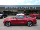 2011 Red Candy Metallic Ford Mustang GT/CS California Special Coupe #50998478