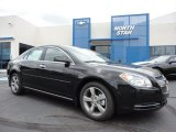 2012 Black Granite Metallic Chevrolet Malibu LT #50998255