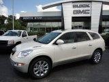 2011 White Diamond Tricoat Buick Enclave CXL AWD #50998262