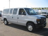 2008 Silver Metallic Ford E Series Van E150 XL Passenger #50998016