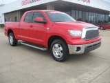 2008 Radiant Red Toyota Tundra Double Cab #50998507