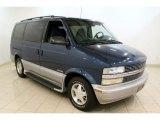 2000 Medium Cadet Blue Metallic Chevrolet Astro Passenger Van #50998757