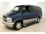 2000 Chevrolet Astro Passenger Van Front 3/4 View