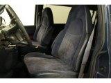 2000 Chevrolet Astro Passenger Van Blue Interior