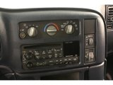 2000 Chevrolet Astro Passenger Van Controls